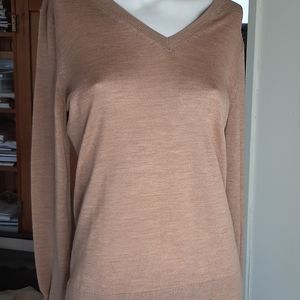 Lord and Taylor fine merino wool sweater